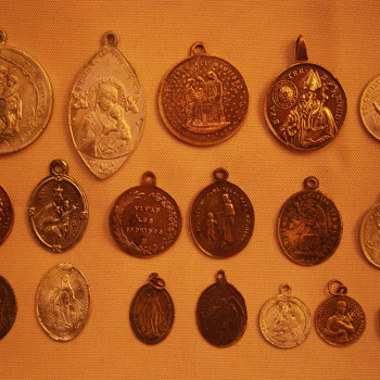 Religious Medals - Fine Jewelry