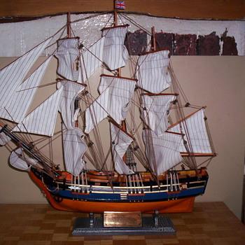Model Ships - Toys