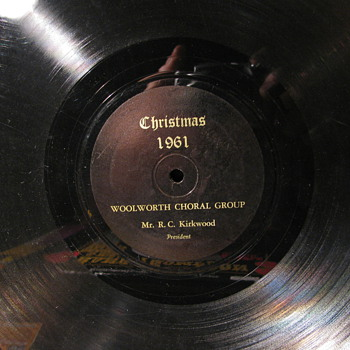 Woolworth -- Something different in LPs - Records