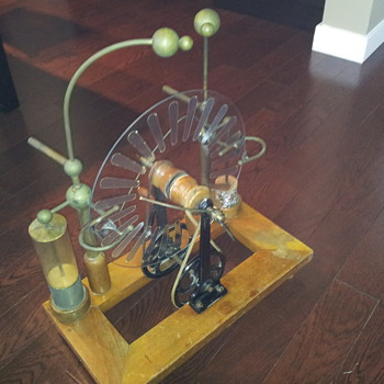 early static electricity generator - Tools and Hardware