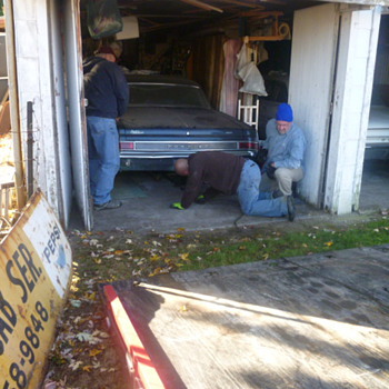 Garage Find 1965 Pontiac Tempest custom 49000 miles