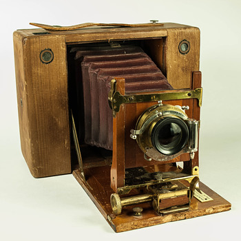 1897 No. 4 Cartridge Kodak - Cameras