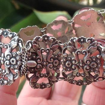 WMF Silver Bracelet - Art Deco