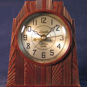 Lincoln Electric Alarm