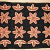 Folk Art Handmade Victorian Rug