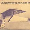 Lindbergh postcard