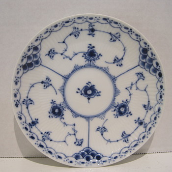 Royal Copenhagen Saucers Numbers on the back? - China and Dinnerware