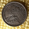 Canada 1929 Silver George V 10 Cents Coin.
