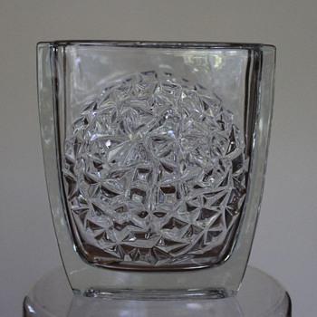 Vase for Rudolfova Glassworks by Jurnikl - Art Glass