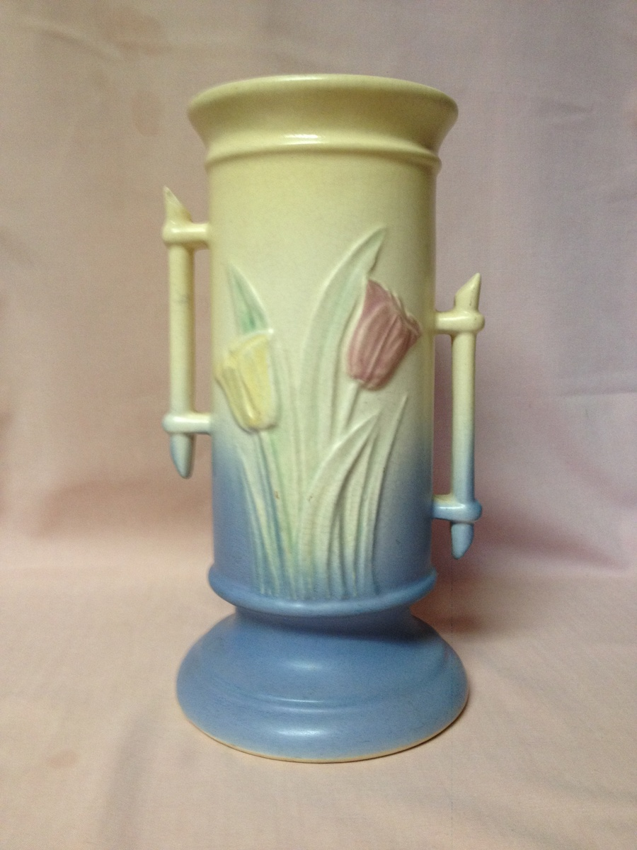 Hull pottery tulip vase collectors weekly reviewsmspy