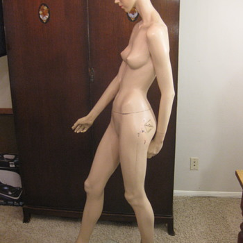 Adel Rootstein Mannequin ID and Value Help