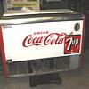 Vintage Coca Cola Chest Cooler 1-21389