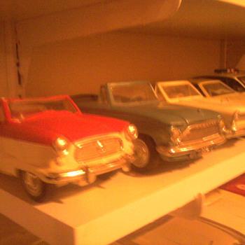 Nash dealer promo...By Hubley.  A hard to find car.