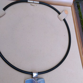 Matti Hyvarinen Pendant Necklace - Fine Jewelry