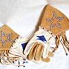 Dating western/rodeo wear beaded gauntlets