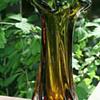 Egermann glass vase