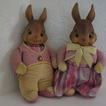 Who are these bunnies? - Dolls