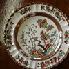 Copeland Indian tree plate