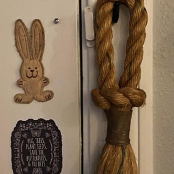 Sailor's Whisk Broom - Kitchen
