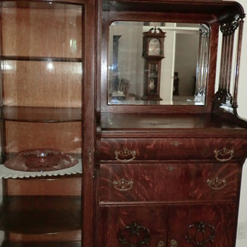 Antique Cabinet - Furniture
