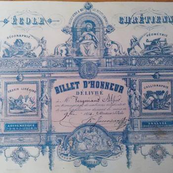 diploma - Paper