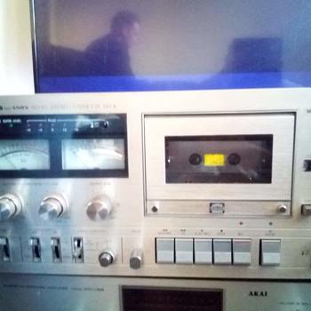 JVC ansr Kd-95 tape cassette player very rare - Electronics