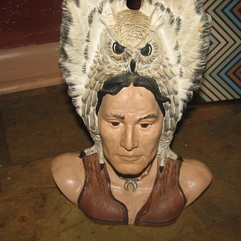 Top piece of my Native American  Collection