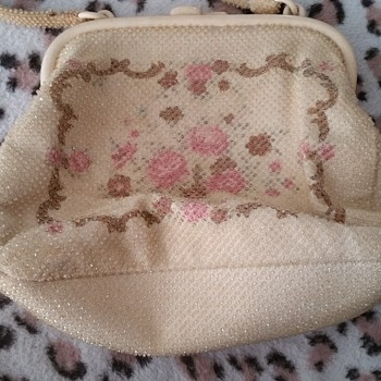 Japanese vintage poppy bag - Bags