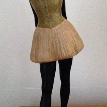 FRED PRESS MID-CENTURY BALLERINA SCULPTURE???? - Figurines