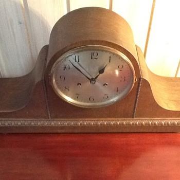 Napoleon Hat - Clocks