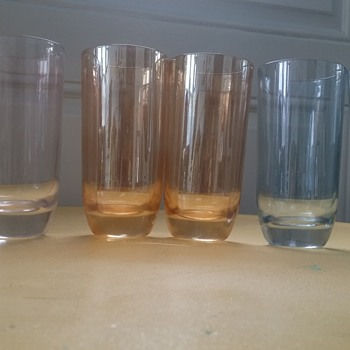 I'm not sure what these are..but I like them! - Glassware