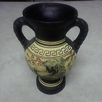 B. GERODARAS VASE - Pottery
