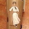 """Dorothea Lambert Chambers """"German"""" ceramic tumbler"""