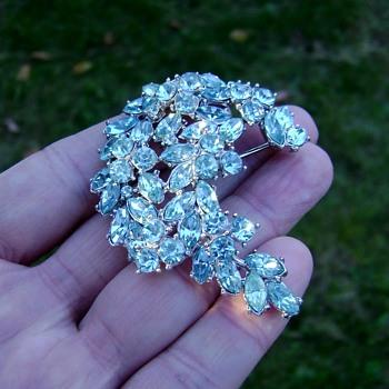 Trifari Pin - Contessa Collection - Costume Jewelry