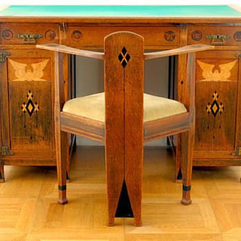 When you like my cupboard, check out this ! - Art Deco