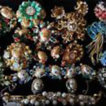 My Favorite Costume Jewelry Designers