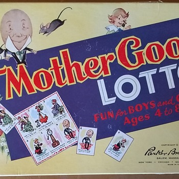 Hey! Mother Goose plays the Lotto?  - Games
