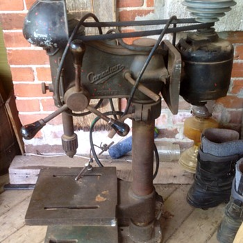 Canadian Drill Press - Tools and Hardware