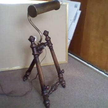 Easel Lamp - Lamps