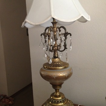what kind of lamp is this?
