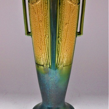 Red wing stoneware Co, Vase 1906-30 - Art Deco