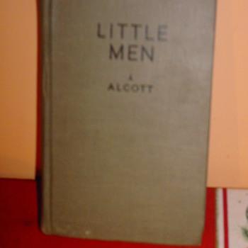 Little Men by Louisa May Alcott  - Books