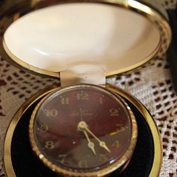 Seth Thomas Travel Clock - Clocks