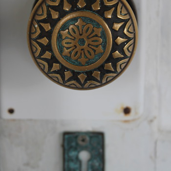 Vintage Doorknobs - Tools and Hardware