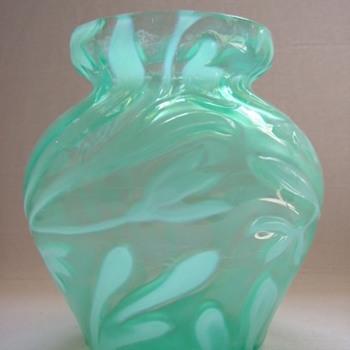 Welz Art Deco Vase - Art Deco