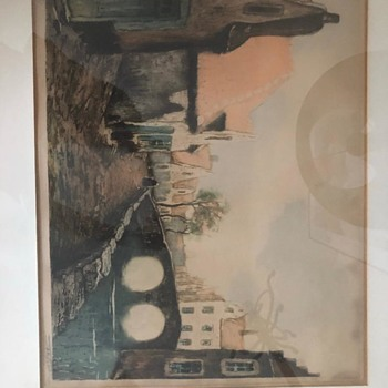 Mystery Vintage Prints - Posters and Prints