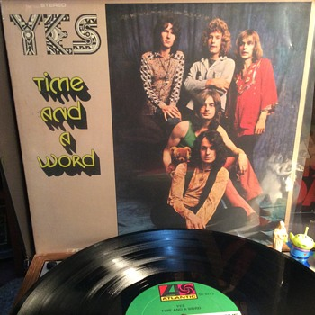 Two Yes and A Mess  - Records
