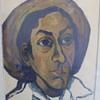 Picasso self portrait?!