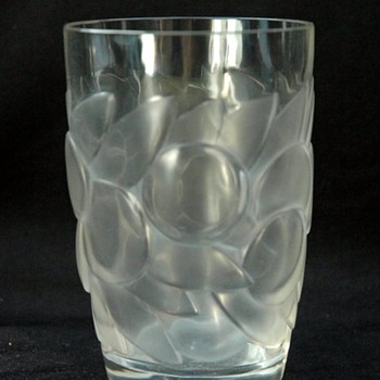 Rene Lalique Blidah Glass Circa 1931 - Art Glass