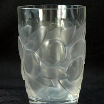 Rene Lalique Blidah Glass Circa 1931